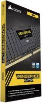 Оперативна пам'ять Corsair DDR4-4133 32768MB PC4-33000 (Kit of 2x16384) Vengeance LPX Black (CMK32GX4M2K4133C19) - зображення 6