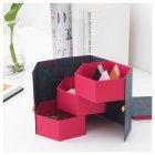 Декоративна коробочка IKEA (ІКЕА) ANILINARE 14х16см зелена червона (704.021.12) - зображення 3