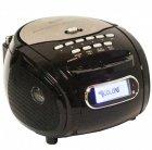 Радиоприемник Магнитофон Бумбокс Колонка Golon RX-186 Black - изображение 3