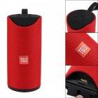 Портативная Bluetooth колонка T&G TG-113 Красная (46334) - изображение 5