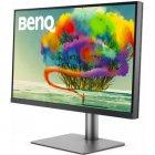 Монітор BENQ PD2720U Dark Grey - зображення 3