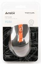 Миша A4Tech FG30 Wireless Orange (4711421942539) - зображення 6