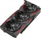 Asus PCI-Ex GeForce RTX 2060 Super ROG Strix A8G Gaming EVO Advanced Edition 8GB GDDR6 (256bit)(1470/14000)(DisplayPort, HDMI, USB Type-C)(ROG-STRIX-RTX2060S-A8G-EVO-GAMING) - зображення 3