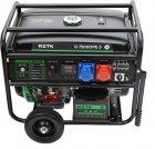 Генератор бензиновый RZTK G 7500DPE-3 - изображение 2