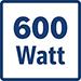 600 Watt