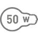 Электрическая мощность 50 Вт