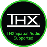 THX Spatial Audio Supported