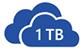 1 ТБ у сховищі OneDrive