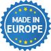 Виготовлено в Європі!